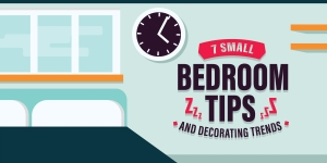 7 Small Bedroom Tips and Decorating Trends
