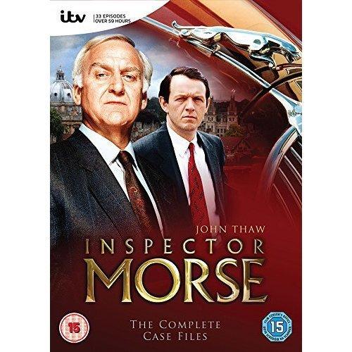 Inspector Morse: Series 1-12 [DVD] [DVD]