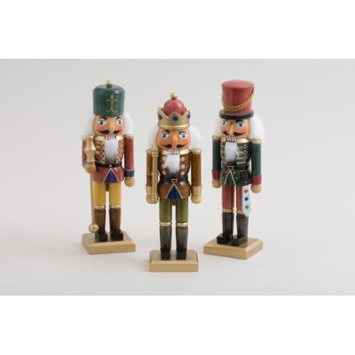 Antique Nutcracker For Decorative Purposes Only