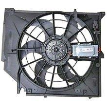 BEHR HELLA SERVICE 8EW 351 038-391 Fan, radiator