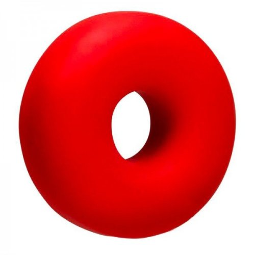 OxBalls Big Ox Super Mega Stretch Silicone Cock Ring Red