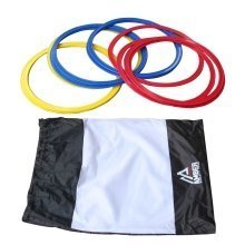 Speed Ring Hoops (set of 12) with Carrying Bag