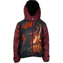 Boys DHQ1156 Star Wars Lightweight Hooded Jacket with Bag Size: 4-10 Years