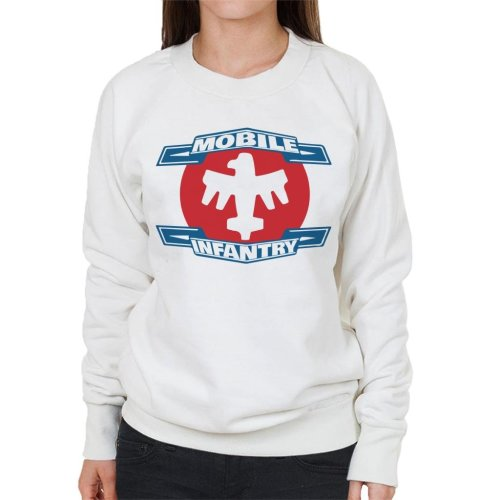 Mobile Infantry Logo Starship Troopers Women's Sweatshirt