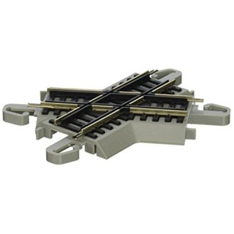 Bachmann Trains Snap Fit E Z Track 60 Degree Crossing
