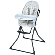 Safety 1st High Chair Kanji Grey Patches 27739495