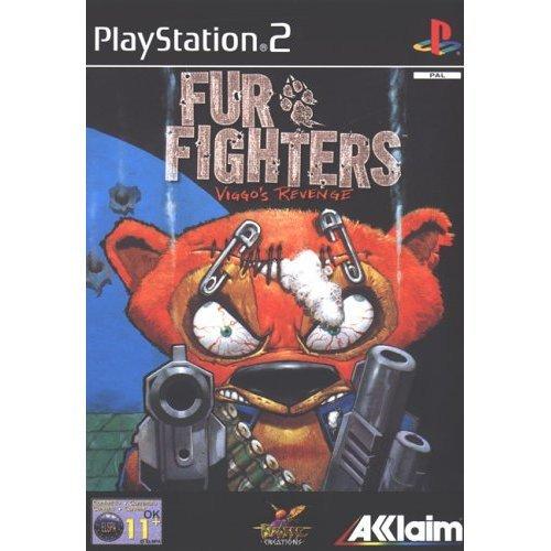 Fur Fighters: Viggo's Revenge (Playstation 2)