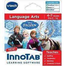 VTech InnoTab Software, Frozen