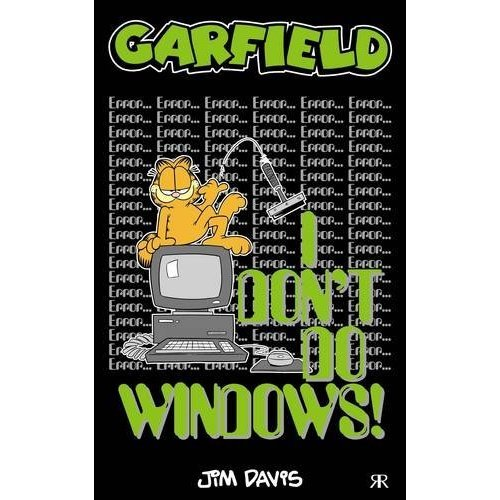 Garfield - I Don't Do Windows! (Garfield Pocket Books)