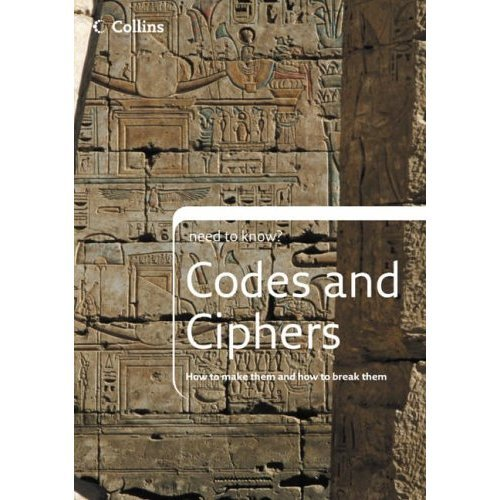 Codes and Ciphers (Collins Need to Know?)