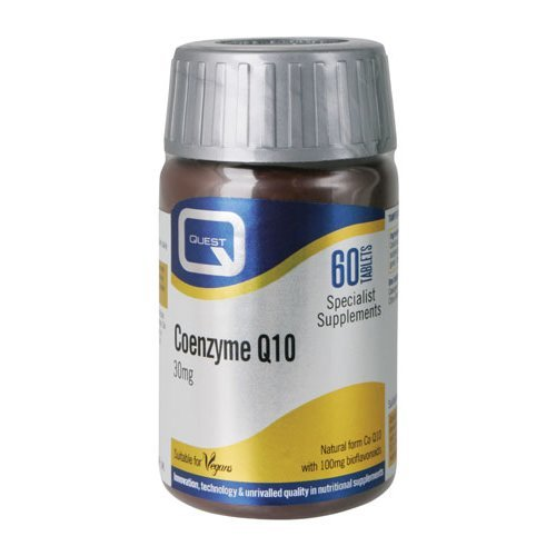 Quest  Co Enzyme Q10 150mg Tablets 60s