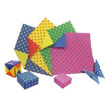 80 Pieces Set Origami Craft Folding Papers 15X15cm