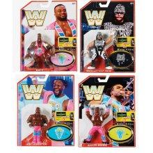 WWE Retro - Series 5 - Complete Figure Set