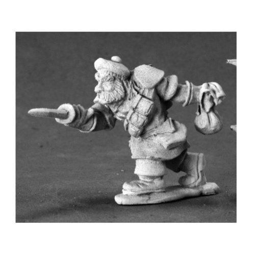 Reaper Dark Heaven Legends 03562 Brangus Bronzebeard Dwarf Thief