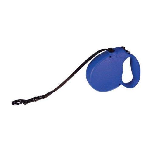 Flexi 3-5BL 16 ft. Blue Retractable Leash