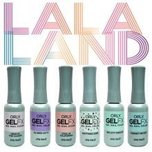 Orly Gel FX Gel Nail Lacquer La La Land Spring Collection 2017
