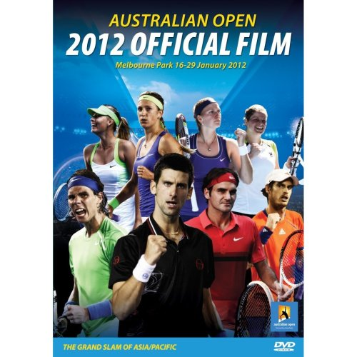 The Australian Open Tennis Championships 2012: Official Film [DVD]