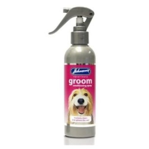 Johnson's Groom Conditioner Spray, 150ml