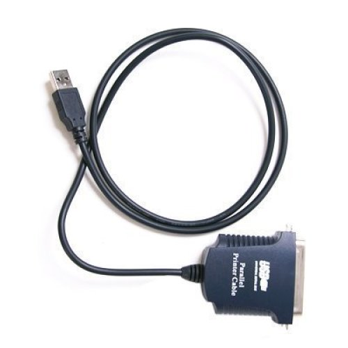 USB to Parallel IEEE 1284 CN36 Printer Adapter Cable PC Connect your old parallel printer to a USB port