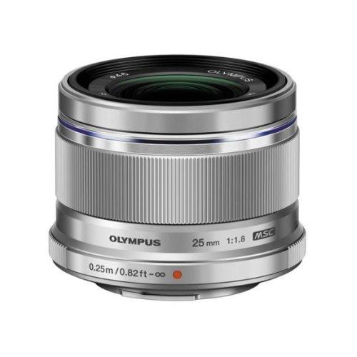 OLYMPUS 25MM F1.8 Silver