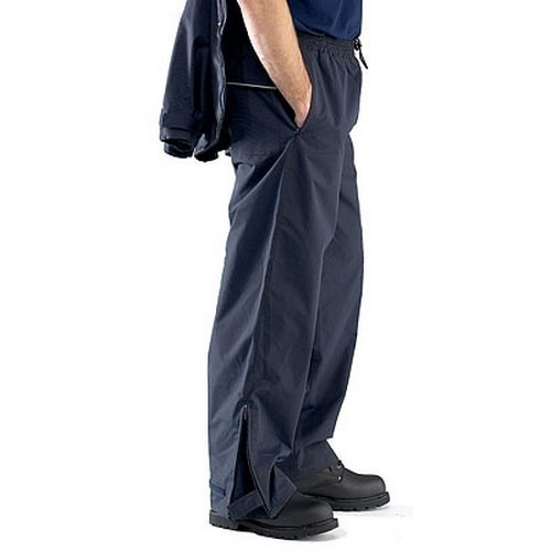 Click STNL Springfield Taslon Trousers Navy Blue Large
