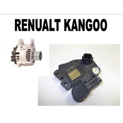 RENUALT KANGOO / GRAND KANGOO 1.6 16V 2008 - 2015 NEW ALTERNATOR REGULATOR