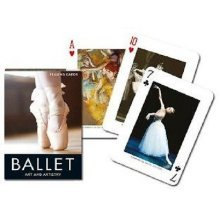 Ballet, Art & Artistry - Playing Cards