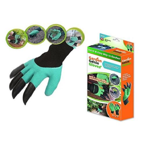 Garden Genie Gloves | Clawed Gardening Gloves
