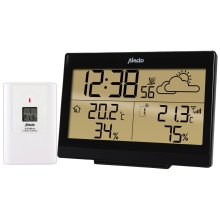 Alecto Wireless Weather Station WS-2300 Black