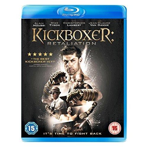 Kickboxer: Retaliation [Blu-ray] [DVD]