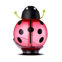 Air Humidifier Cute Humidifier Mini USB Humidifier Car Air Purifier ladybug 260m