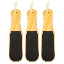 Double-side Exfoliating Dead Skin Remover Sanding Foot Rasp File Pedicure Brush