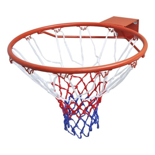 Basketball Goal Hoop Basketball Net with Orange Rim Sporting Goods Netting