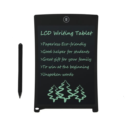 LCD Writing Tablet 8.5 Inch CHAOCHI Electronic Drawing Board Rewritten LCD Graphic Tablet with Stylus, Gift for School Students Kids Present for...