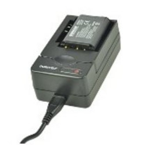 Duracell DRC5814 Indoor battery charger Black battery charger