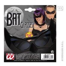 Bat Glasses Dress-up Novelty Glasses Specs & Shades For Fancy Dress Costumes - -  bat glasses accessory vampire dracula fancy dress