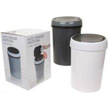2 Assorted 9 Litre Auto Sensor Opening Refuse Bin. - Automatic Bin -  sensor automatic bin 9 litre refusewasterubbish 9l battery op luxury dustbin