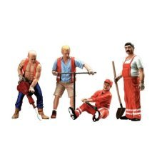 Worker Figures - Accessory - LGB L51404