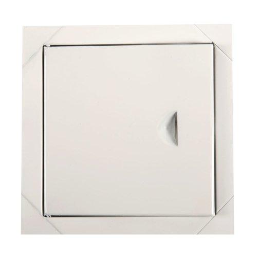 Metal White Access Panels Inspection Hatch Access Doors Various Sizes Door Panel