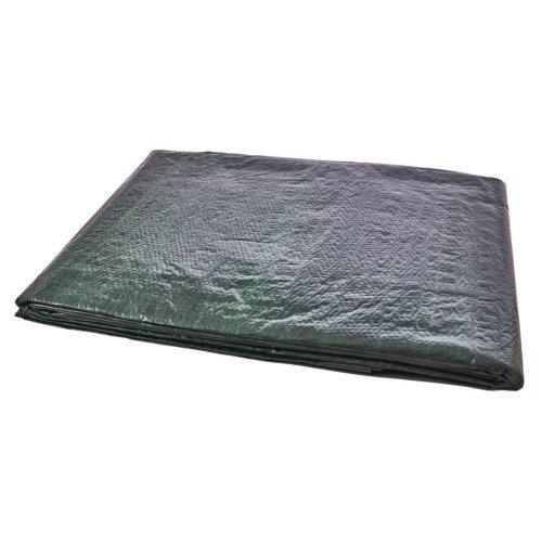 Heavy Duty Tarpaulin 12 X 18FT Green Ground Sheet Cover Waterproof Amtech S4920