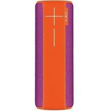 Ultimate Ears BOOM 2 Wireless/Bluetooth Speaker (Waterproof and Shockproof) - Purple/Orange