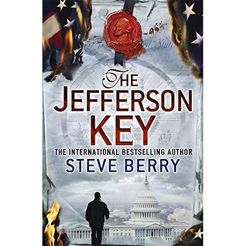 The Jefferson Key: Book 7 (Cotton Malone)