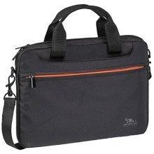 Rivercase 8073 12.1 Inch Laptop Bag -  Black