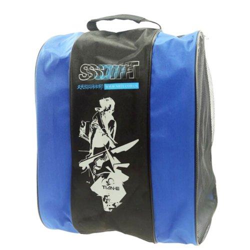 Ice Skate Backpack Skate Carry Bag Skate Blade Shoe Bag-14