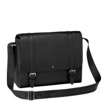 MONTBLANC MESSENGER BAG MEISTERSTUCK SOFT GRAIN 114455