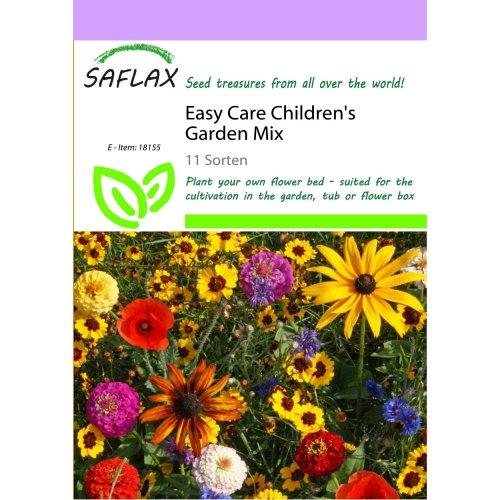 Saflax  - Easy Care Children's Garden Mix - 11 Sorten - 1000 Seeds