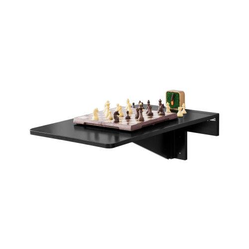 SoBuy® FWT04-SCH, Folding Wall Computer Desk Kitchen Dining Table, 70x45cm