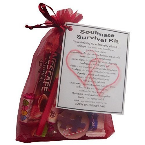 Soulmate Survival Kit | Novelty Valentine's Day Gift
