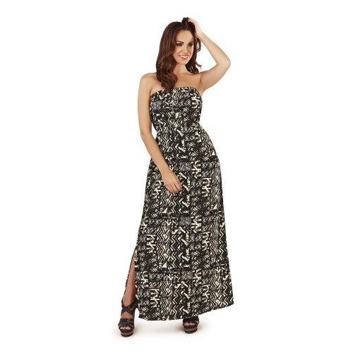 Pistachio | Aztec Pattern Maxi Dress