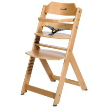 Safety 1st High Chair Timba Basic Natural Wood 27980100